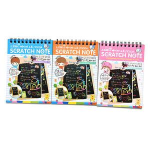 1x-Paintings-Books-Kids-Cartoon-DIY-Graffiti-Drawing-14-10cm-ADD