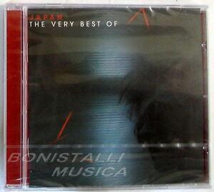 JAPAN-THE-VERY-BEST-OF-CD-Sigillato-Sylvian