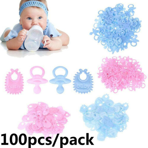 Pacifier Party Supplies Birthday Confetti Baby Shower Decor Table Decoration