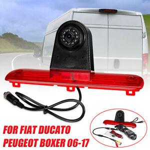 Camera-de-Recul-Feux-freinage-arriere-pour-Fiat-Ducato-Peugeot-Boxer-2006-2017