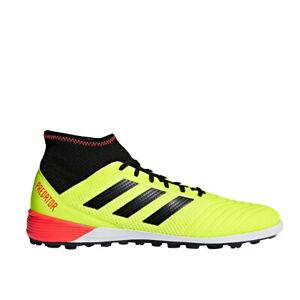 adidas-Men-039-s-Predator-Tango-18-3-Turf-Soccer-Shoes-Solar-Yellow-Core-Blk-DB2134
