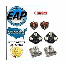 For E420 S500 SL500 500SL 500SEL BREMI PAIR Ignition Distributor Cap & Rotor NEW