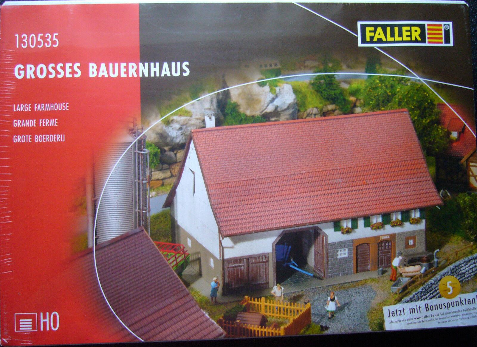 Faller 130535-grande granja + + nuevo y en su embalaje original + +