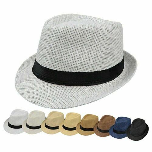 Baby Kids Boy Girl Hat Cap Breathable Hat Summer Beach Straw Sun Hat Fashion