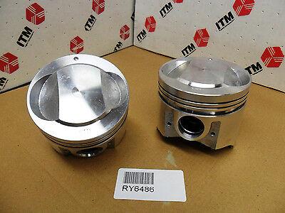 Engine Piston Kit ITM RY6486-020 fits 85-88 Toyota Cressida 2.8L-L6