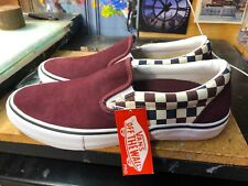 fbb7f1c58b item 8 Vans Slip-On PRO (Multi Checker)Port Royale Suede Size US 11 Men  VN0A347VSVU New -Vans Slip-On PRO (Multi Checker)Port Royale Suede Size US  11 Men ...