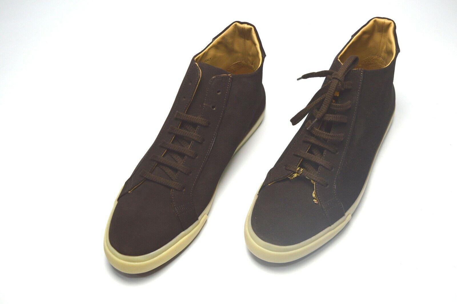 NEW Loro PIANA  Freetime Walk stivali Imperfect scarpe Sz Eu 45 Uk 11 Us 12 (LP1)