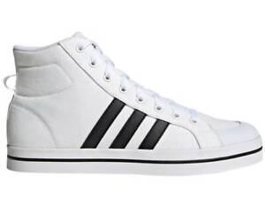 Scarpe uomo Adidas FX9063 sneakers alte sportive ginnastica bianche basket