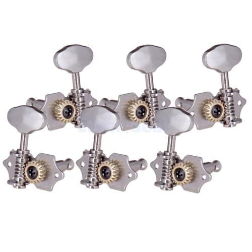 Saiten-Stimmwirbel-Tuner offener Mechaniken-Knopf für akustische Gitarre
