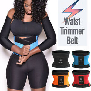 716b7c9de5 Men Women Xtreme Power Waist Trainer Trimmer Belt Slimming Cincher ...