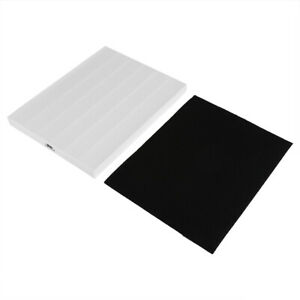 Air Purifier Replacement 1 Filter Net+4 Carbon Filter Fabric Fit for Winix115115