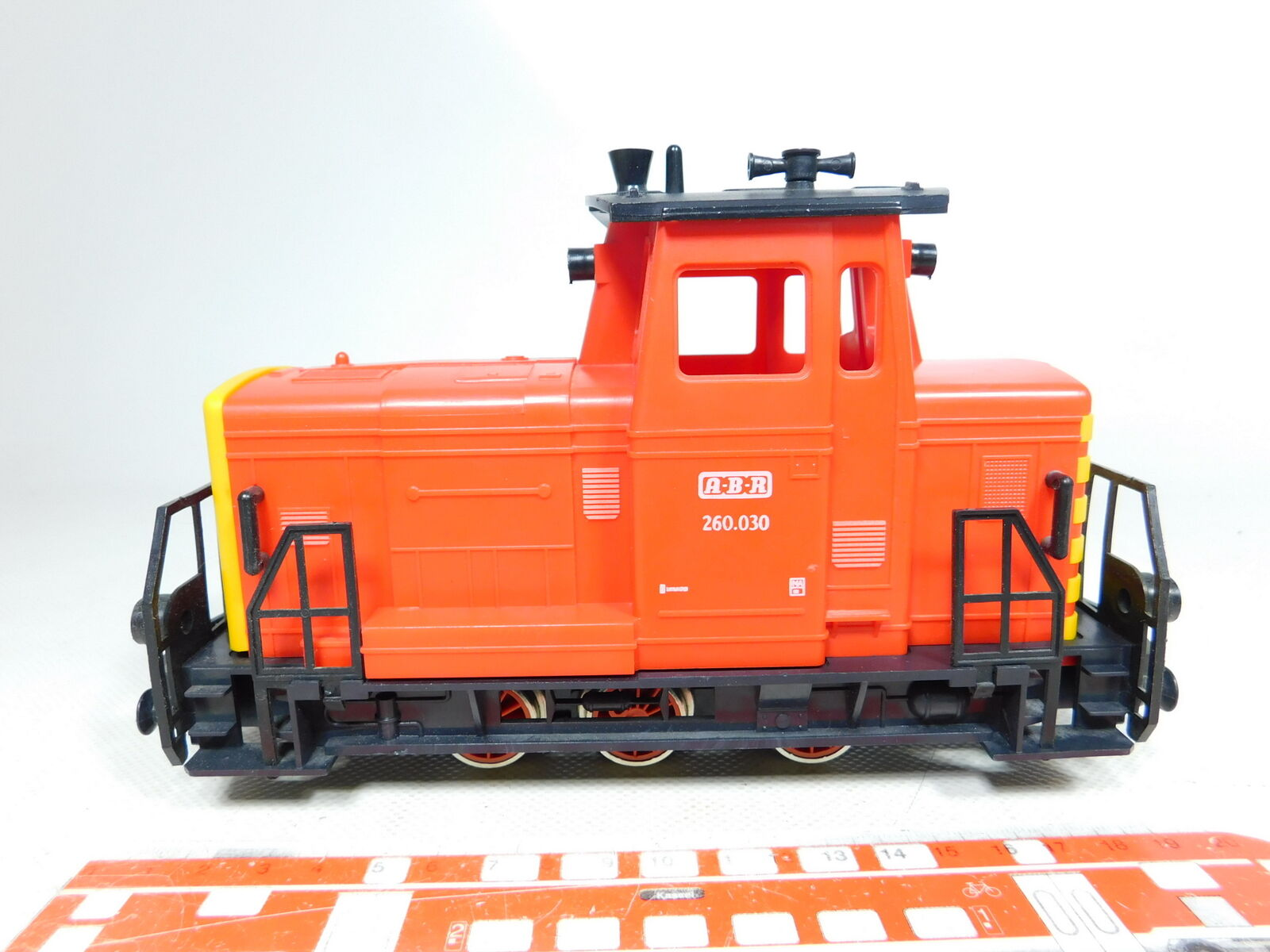 BX473-1Faller E-Train o Gauge   Dc Diesel Locomotive 260.030 Abr,Small Parts
