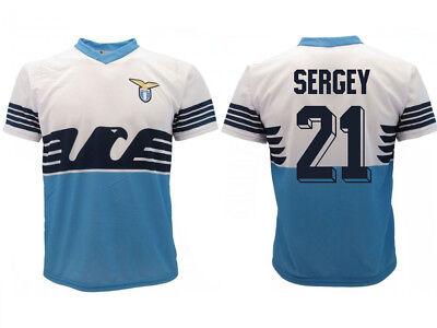Jersey + Pants Sergey Lazio 2019 number 21 MILINKOVIC ...