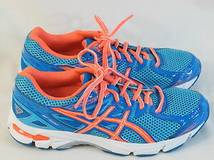 Details about ASICS GT-1000 3 GS Running Shoes Girl's Size 5.5 US Near Mint Condition