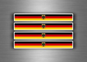 4x-sticker-decal-car-stripe-motorcycle-racing-flag-bike-moto-germany-eagle