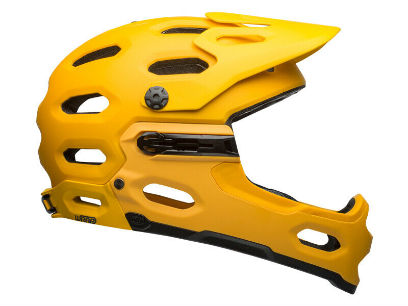 BELL Super 3R MIPS [2019]   L Giallo OpacoCarbone