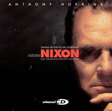 Nixon [Original Soundtrack] by John Williams (Film Composer) (CD, Dec-1995, Hollywood)
