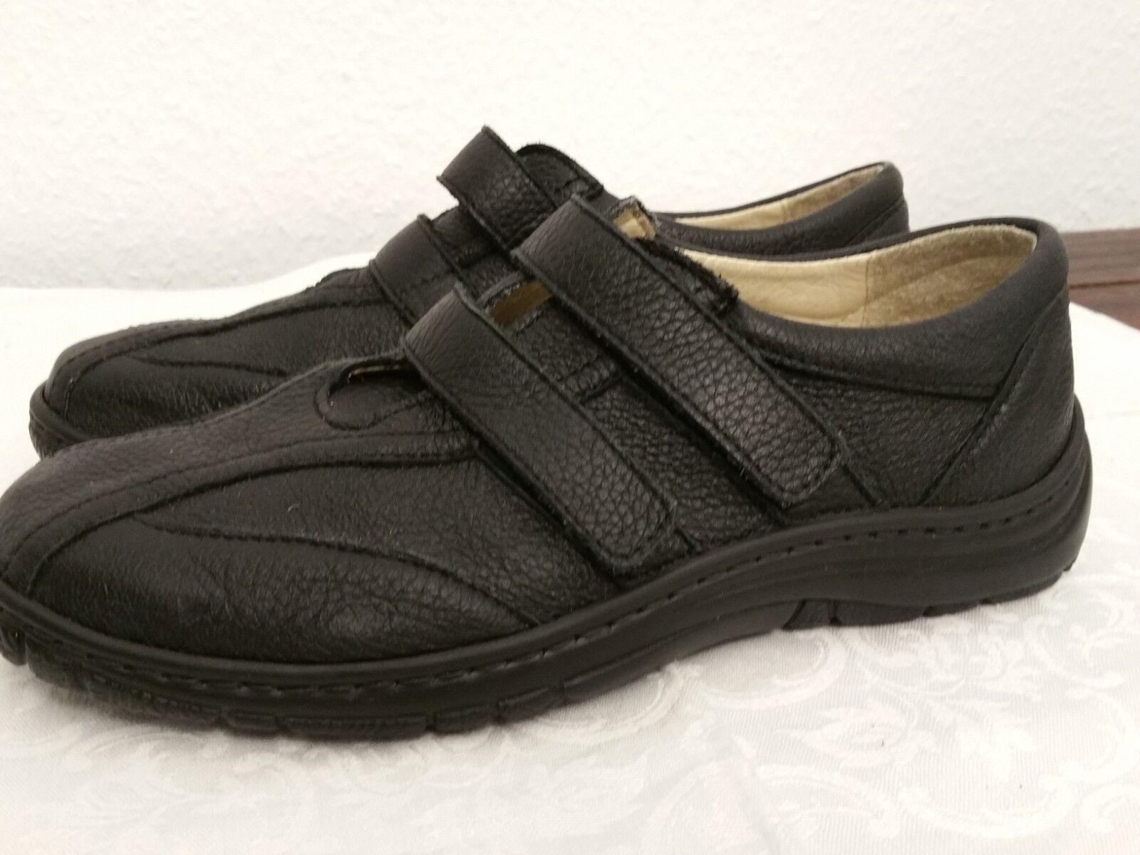 1425---Vitaform Schuhe Gr 40 weite H Leder,neu