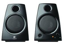 Logitech Z130 Multimedia 5W 2.0 Speakers Black - 980-000417