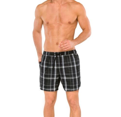 Schiesser Aqua Uomo Bagno-Shorts swimmshort Taglia 5-10 m-4xl Boxershorts NUOVO