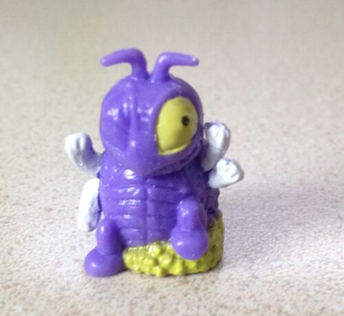 NEW # 080 Purple Bum Bug Insect Series 2 The Trash Pack Trashies Rare