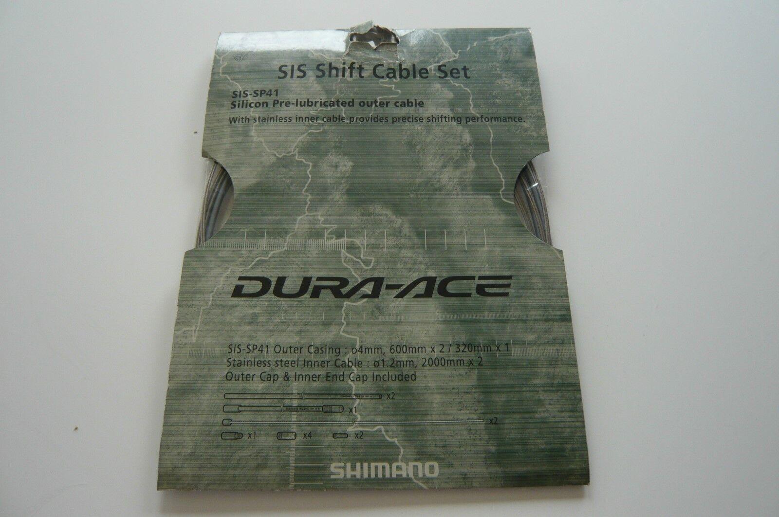 Shimano  Dura-Ace SIS-SP41 Shift Cable Set Nuevo Viejo Stock  alta calidad y envío rápido