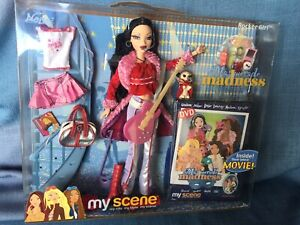 new concept size 40 best online Details about My Scene 2004 Nolee Masquerade Madness Rocker Girl Giftset w  DVD,Pet Pup! WOW!