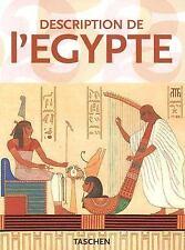 Description de L'Egypte: publiee par les ordres de Napoleon Bonaparte (English,