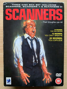 Scanners-Trilogy-Coleccion-DVD-Caja-Juego-Terror-Pelicula-Clasica-Triple-1-2-3
