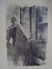 PLANCHE DE JOSE DE SELVA GUERRE 1941 OFLAG III C