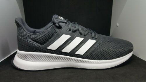 9f0435bec59e6e Gray Sneakers White Shoes Runfalcon F36200 Adidas Men s Xq6wff