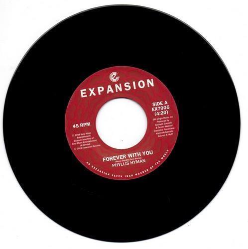 Phyllis Hyman per sempre con te/Set A.. NUOVO Modern Soul 45 (ESPANSIONE) 7