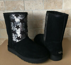 sequin boots size 12