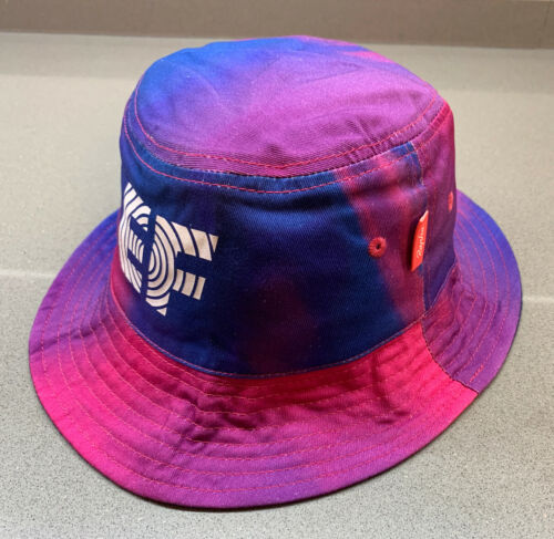 Rapha EF Education First Bucket Hat High-Vis Pink Ltd Edition New Tag One Size
