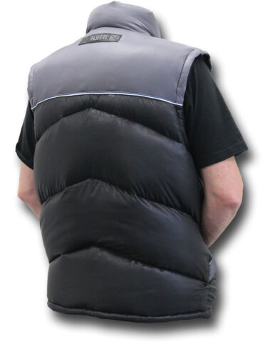 01119 Down-rempli Original Puffa TOASTIE Veste sans manches gilet veste