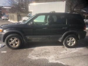 2006 Ford Escape MINT/NO RUST/LOW KM/Family car@wholesale price
