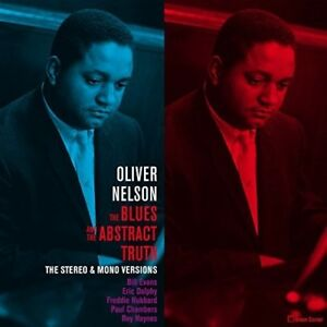 Oliver-Nelson-Blues-amp-The-Abstract-Truth-Stereo-amp-Mono-Versions-New-Vinyl-LP