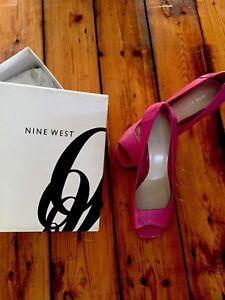 Nine-West-Vintage-Peep-Toe-Heels