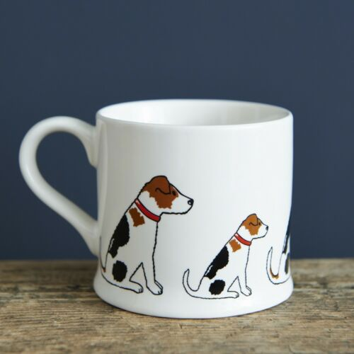 Sweet William JACK RUSSELL Dog MugGreat Gift for Terrier LoversFREE P/&P