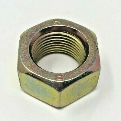 Short M18-1.5 Metric FINE Thread Jam Hex Nut 18mm Thin Half Slim 1