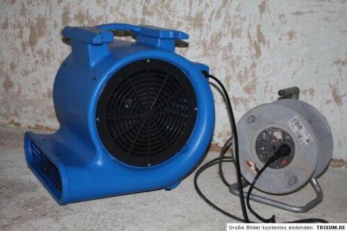 Profi Windmaschine Bodenventilator Standventilator in 3 Versionen verfügbar