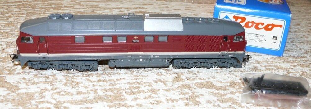 K31 Roco 63431 Diesellok BR 132 201 -5 DR DSS