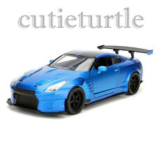 Jada Fast & Furious 2009 Nissan Skyline GT-R R35 w Ben Sopra Body Kit 1:24 98271