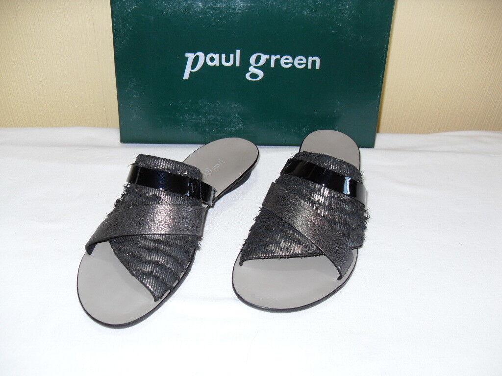 NEU     Paul Green  Pantolette 5  6337-077  Gr. 5 Pantolette / 38  zum Bestpreis 55afb8