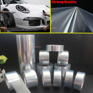 DIY-Glossy-Invisible-Clear-Car-Paint-House-Protective-Film-Vinyl-Wrap-Tape-AB
