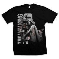 Michonne - T-shirt - Zombie Walking Dead Rick Daryl Dixon