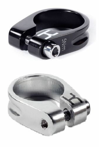 Bikeit Bicycle//Cycle Keirin Road Seat Post Clamp With Hex Key Fit 28.6mm 31.8mm