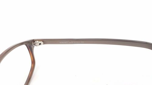 a1aece09ca1 6 of 7 Versace Designer Frames In Brown Havana V44 28A - With Case - New    Under £