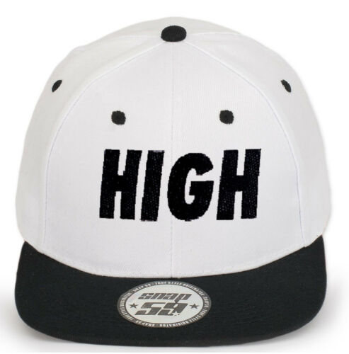NEW BASEBALL CAP Caps HAT SNAPBACK Hustler Stars Fame High Belive