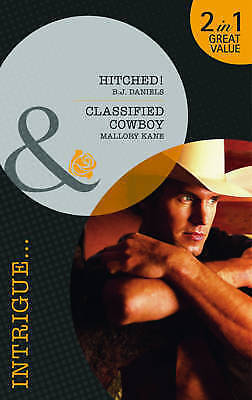 1 of 1 - Hitched!: Hitched! / Classified Cowboy (Mills & Boon Intrigue), Kane, Mallory, D